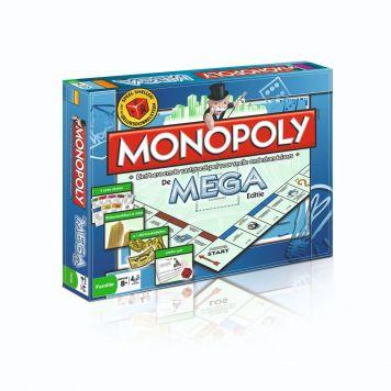 Spel Monopoly Mega Editie NL