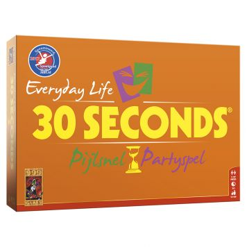 Spel 30 Seconds Everyday Life