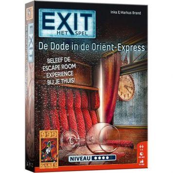 Spel Exit - De Dode In De Orient Express