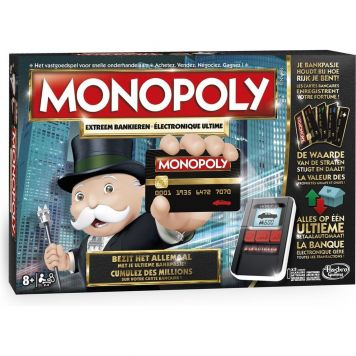 Spel Monopoly Extreem Bankieren