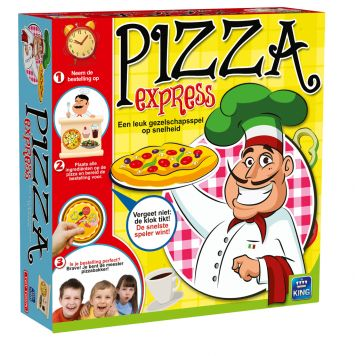 Spel Pizza Express