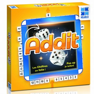 Spel Addit