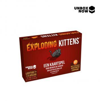 Spel Exploding Kittens NL