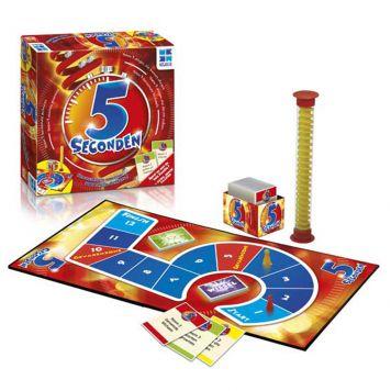 Spel 5 Seconden + Extra Junior Kaarten