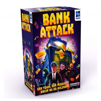 Spel Bank Attack