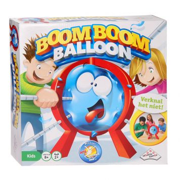 Spel Boom Boom Balloon