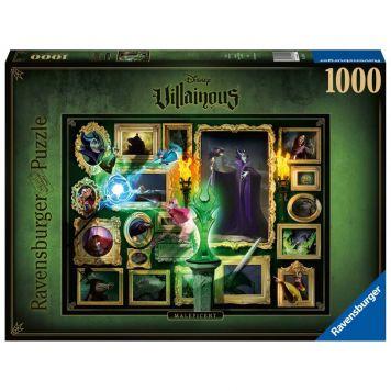 Puzzel Villanous Maleficent 1000 Stukjes