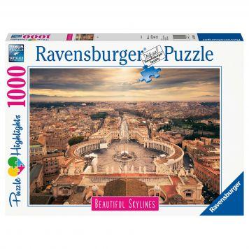 Puzzel Beautiful Sky Rome 1000 Stuks