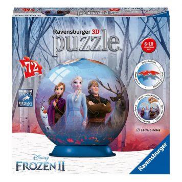 Puzzel 3D Frozen 2 72 Stuks