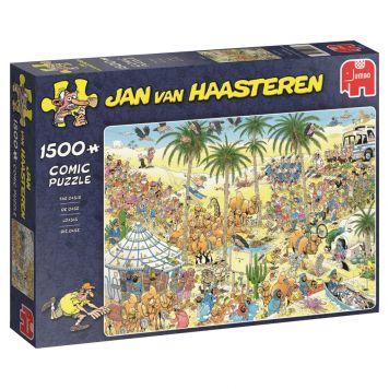 Puzzel Jan Van Haasteren De Oase 1500 Stuks
