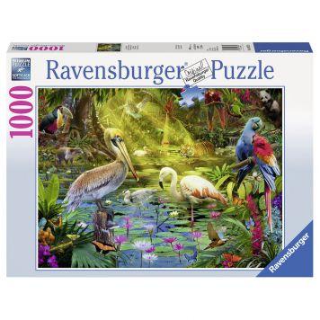 Puzzel Vogelparadijs 1000 Stukjes
