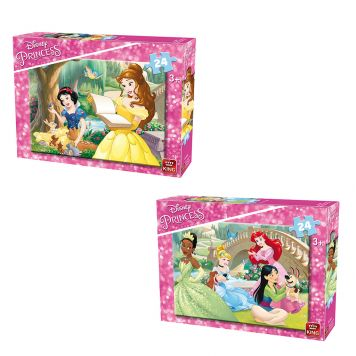 Puzzel Princesses Assorti