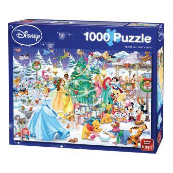 Puzzel Winter Wonderland 1000 stukjes