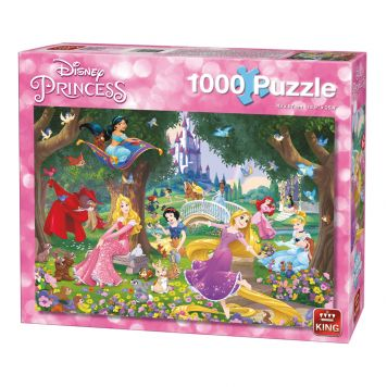 Puzzel Disney A Beautiful Day 1000 Stukjes