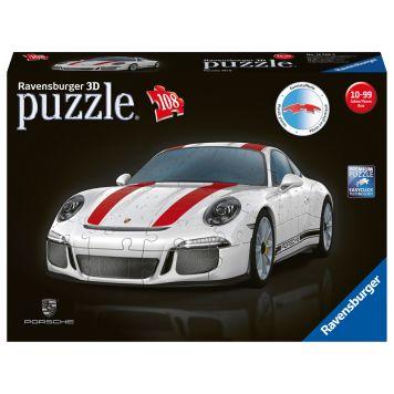 Puzzel 3D Porsche 911