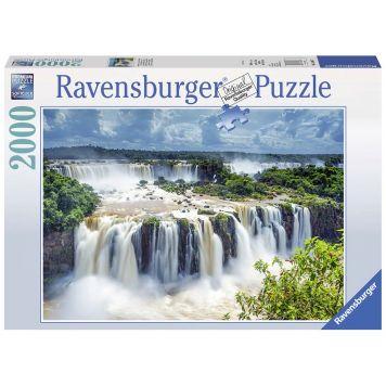 Puzzel Waterval Igauzu Brazilie 2000 Stukjes