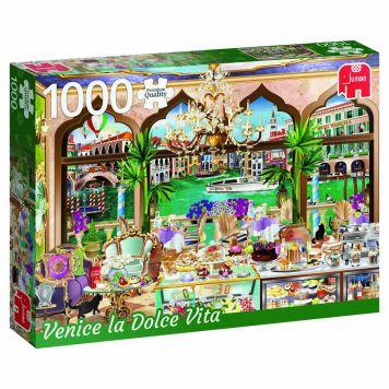 Puzzel Venice Dolca Vita 1000 Stukjes