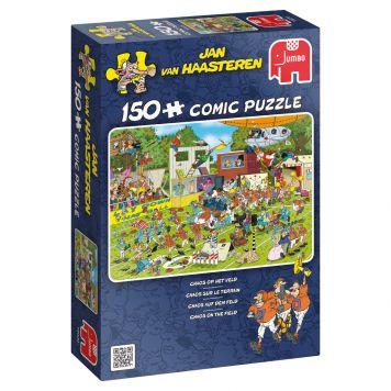 Puzzel Jan van Haasteren Chaos Op Het Veld 150 St