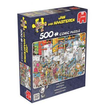 Puzzel Jan Van Haasteren Candy Factory 500 Stukjes