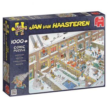 Puzzel Jan Van Haasteren Kerstavond 1000 Stukjes