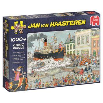 Puzzel Jan van Haasteren Sinterklaasintocht 1000 Stukjes