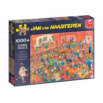 Puzzel Jan Van Haasteren Legpuzzel  1000 Stukjes