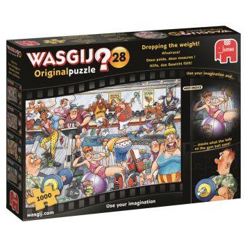 Puzzel Wasgij Original 28 Afvalrace (1000)
