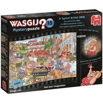 Puzzel Wasgij Mystery 15 1000 Stukjes
