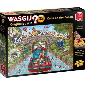 Puzzel Wasgij Original 33 Int 1000