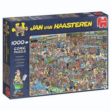 Puzzel Jan Van Haasteren Drogisterij 1000 Stukjes