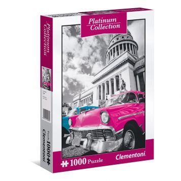 Puzzel Platinum Collection Cuba 1000 Stukjes