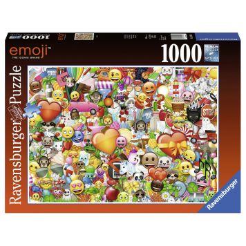 Puzzel Emoji 2 1000 Stukjes