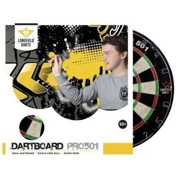 Dartbord Pro 501