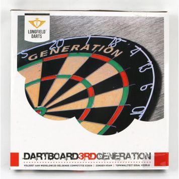 Dartbord Longfield Third Generation