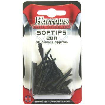 Dartstips Softtips 30 Stuks