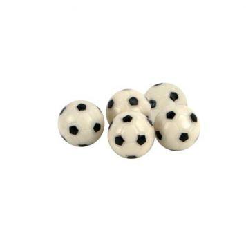 Tafelvoetbalballen 5 Stuks