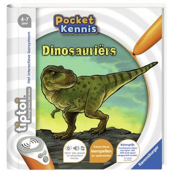 TipToi Boek Pocket Dinosauriers