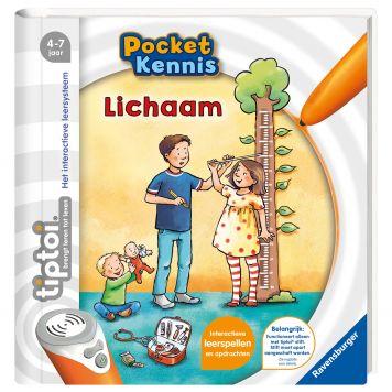 Tiptoi Boek Pocket Mijn Lichaam
