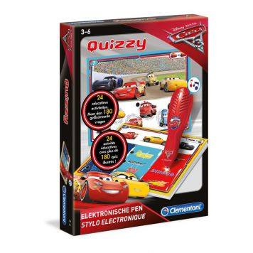 Spel Quizzy Cars 3
