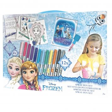 Frozen Spray Pen Set