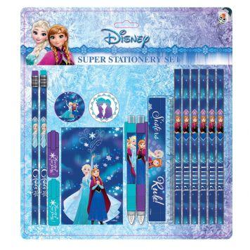 Frozen Schrijfset Superset Deluxe