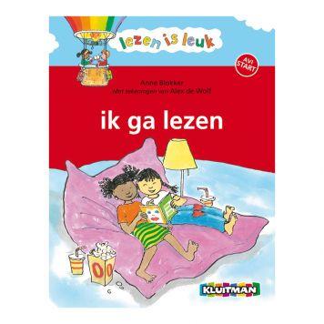 Boek Avi M3 Ik Ga Lezen