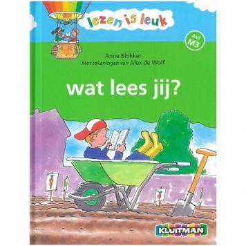 Boek Wat Lees Jij? AVI M3