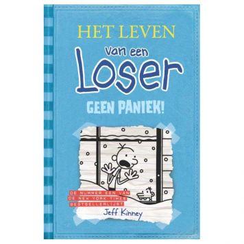 Boek Leven Van Een Loser Limited Editie