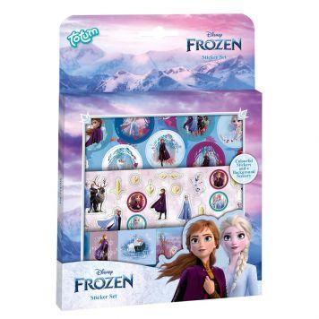 Frozen 2 Sticker Set Totum