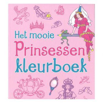 Kleurboek Mooie Prinsessen