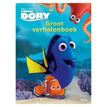Verhalenboek Finding Dory