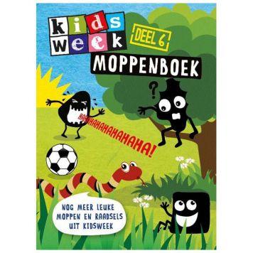 Kids Week Moppenboekje Deel 6