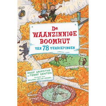 Boek De Waanzinnige Boomhut Van 78 Verdiepingen
