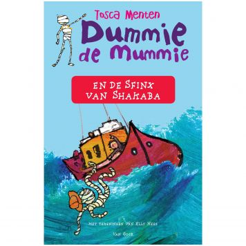 Boek Dummie De Mummie Deel 3